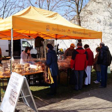 Markt der Erde Parndorf, Freunde zu Gast