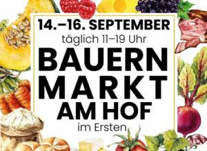 Bauernmarkt am Hof - Wien