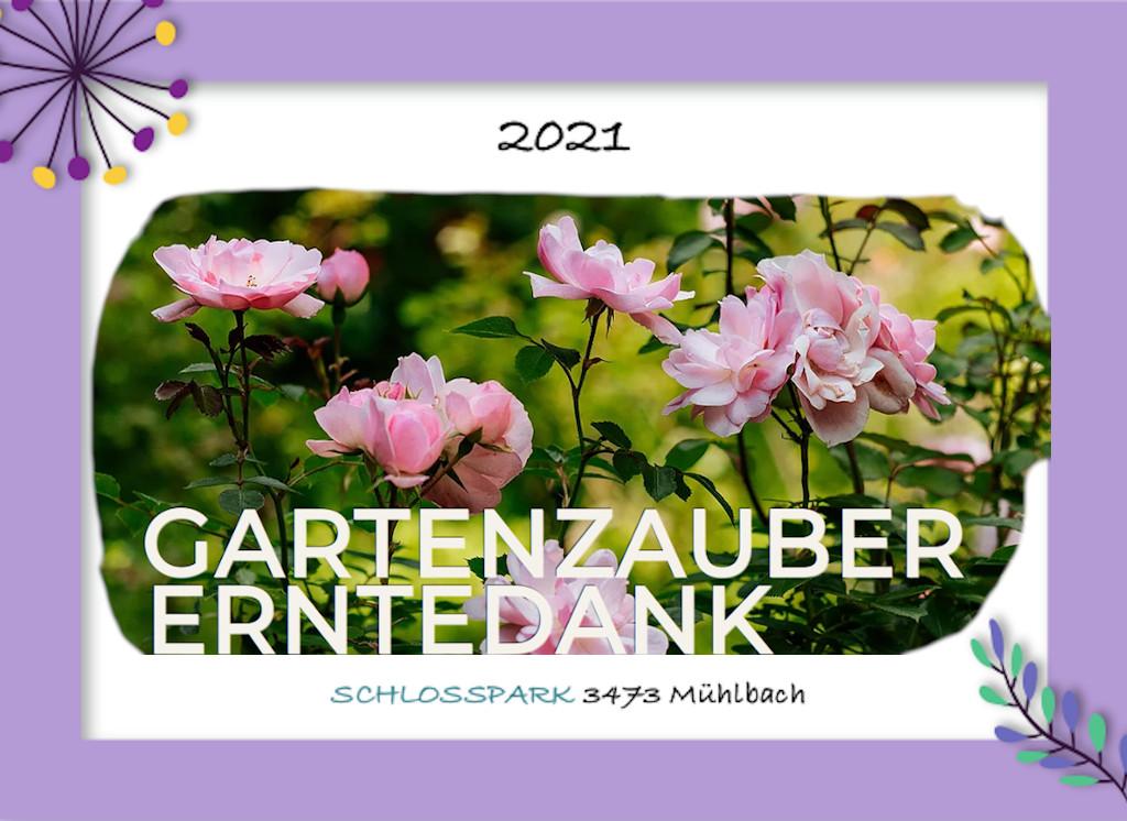 Gartenzauber - Erntedank 2021