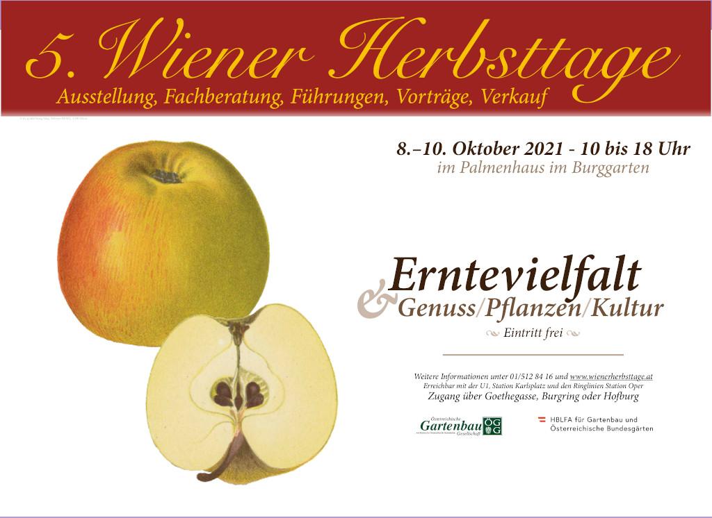 5. Wiener Herbsttage 2021