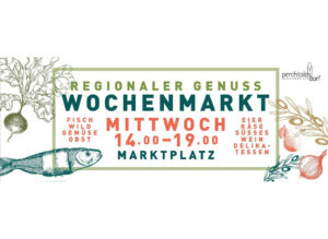 Wochenmarkt Perchtoldsdorf