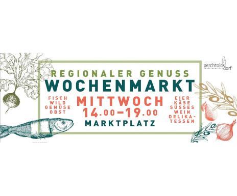 Perchtoldsdorf Wochenmarkt